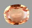 thumbnail 2 - AAA+ Ceylon 12.55 Ct Natural Padparadscha Sapphire Oval Cut Gemstone -CERTIFIED