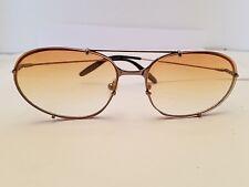 Porsche Design P1003 Oval Aviator Sunglasses