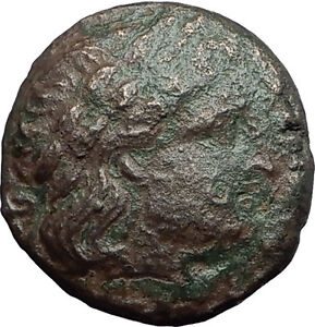 KASSANDER-305BC-Macedonia-Authentic-Ancient-Greek-Coin-APOLLO-and-TRIPOD-i59689