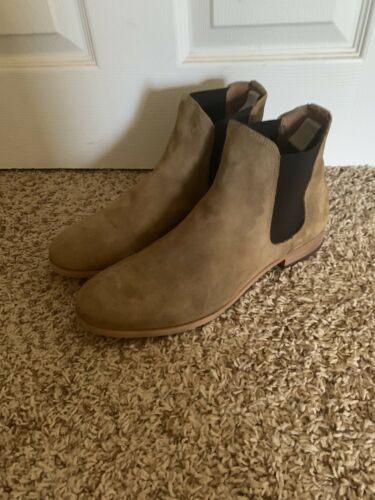 Shoe The Bear, Mens Leather Boots Size US 11.5