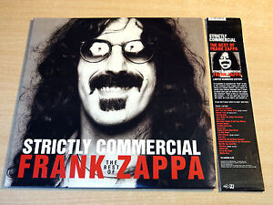 Ex Ex Frank Zappa Strictly Commercial Best Of 1995