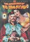 Adventures of Fu Manchu Vol 1 0089218408792 DVD