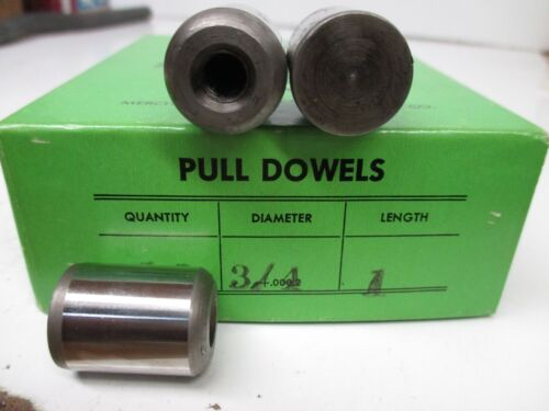 """MAPCO PULL DOWEL PINS 3//4/"""" X 1/"""" 3 PCS FS1063"""
