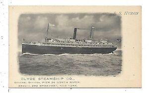 S-S-HURON-Clyde-Steamship-Co