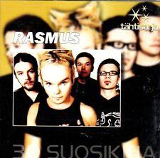 2 CD The Rasmus, 30 suosikkia, tähtisarja, Best of, 2012, Lauri, NUOVO
