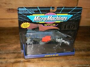 Star-Wars-RTJ-Micro-Machines-1993-Original-Issue-Return-of-the-Jedi-MAKE-ANOFFER