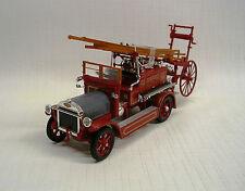1921 Dennis N Type Fire Engine 1:43 Die-Cast Yat Ming 43008