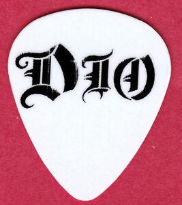 DIO LOGO GUITAR PICKS SET OF 4
