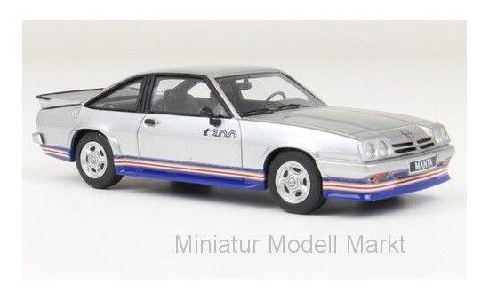 45476 - Neo Neo Neo Opel Manta B i200-argentooooooo decoro - 1984 - 1 43 1cab09