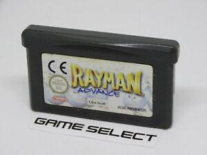 RAYMAN-ADVANCE-NINTENDO-GAME-BOY-ADVANCE-GBA-e-DS-PAL-EUR-ITA-ITALIANO-ORIGINALE