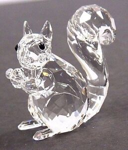0485f58d0e32 Image is loading SQUIRREL-2016-CLEAR-SWAROVSKI-CRYSTAL-5135941