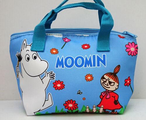 Moomin Cool Insulation Canvas Lunch Bag Kawaii Present Gift Summer Student