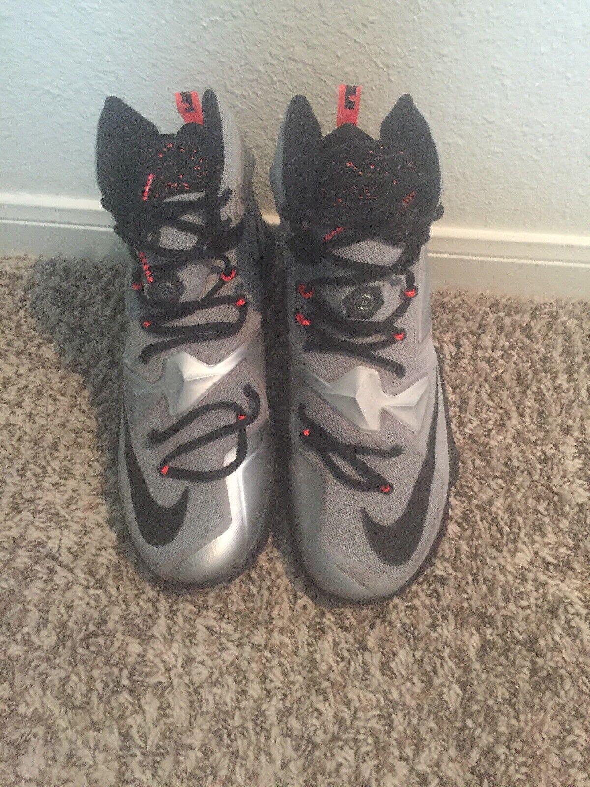 Lebron James XIII Shoes Size 12