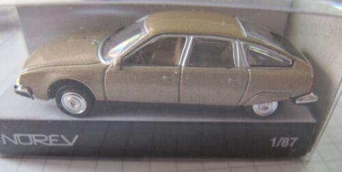 NOREV 159011 CITROEN CX 200 1975 DORÉ AU 1//87