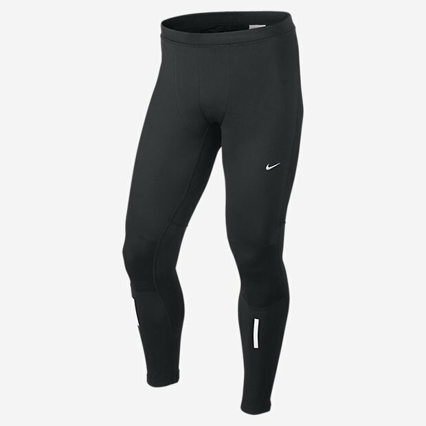 Nike Element Shield Shield Shield Thermal Running Tights Mallas Entrenamiento Hombre Dimensione L 368fc1