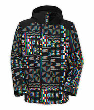 The North Face Men's DUBS INSULATED Snowboarding Ski Jacket Black Glitch Print M