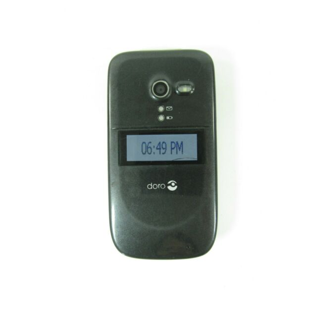 NEW RARE Consumer Cellular Doro PhoneEasy 626