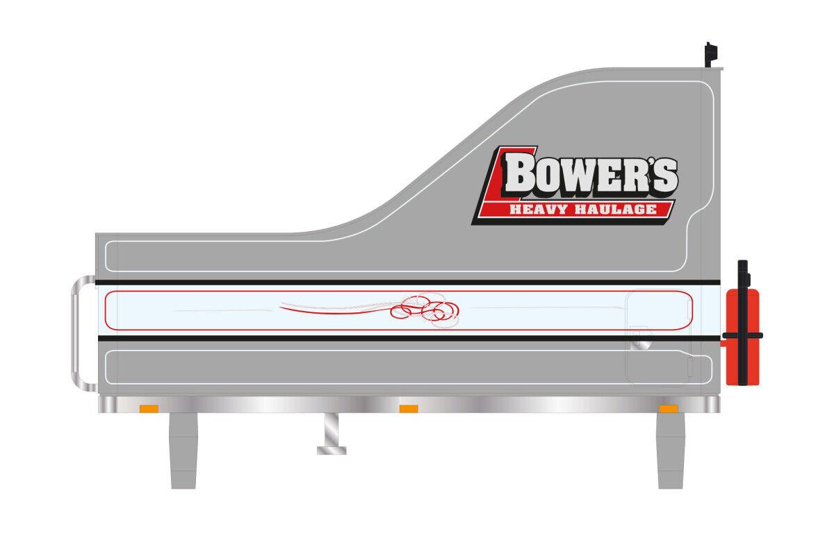 WSI Drake Ballast Box for Drake Trucks  BOWER'S  1 50  NEW  Nice Accessory