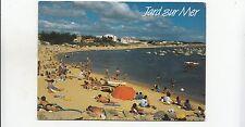 BF31629 jard sur mer vendee la plage et le port   france front/back image