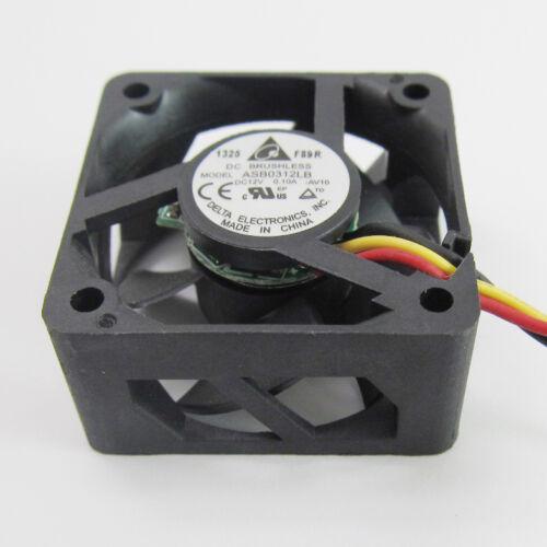 1pc New Delta 30x30x15mm 30mm 3015 ASB0312LB 12V 0.1A 3Wire HDD Cooling Fan