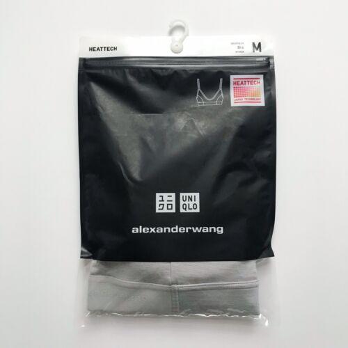 Uniqlo x Alexander Wang HEATTECH Bra in Gray X-Small or Medium NWT