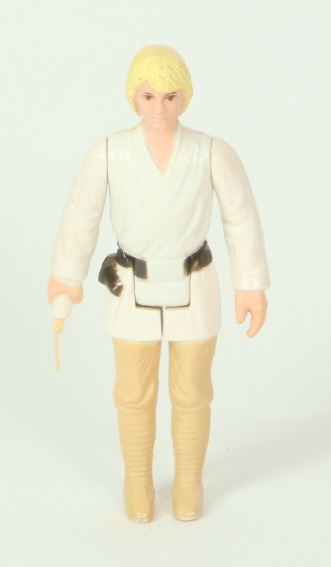 Vintage Star Wars Loose Luke Skywalker First 12 Very Nice
