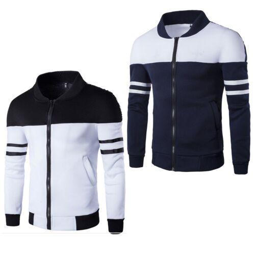Men/'s Casual O Neck Fashion Chaud à Capuche Pull Pullover Pull Manteau Hauts Veste