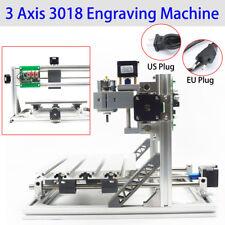CNC3018 with ER11, macchina per incidere di CNC, incisione laser, fresatura PCB