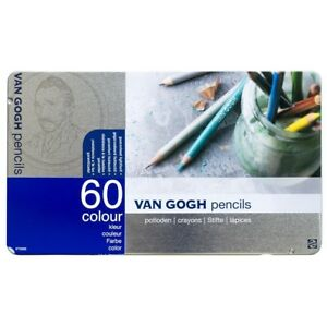 JAPAN-Van-Gogh-T9773-0065-Colored-Pencils-60-Colors-Art-W-TRACKING