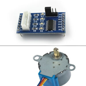 Image is loading 28BYJ-48-2003-Stepper-Motor-Driver-Module-for-