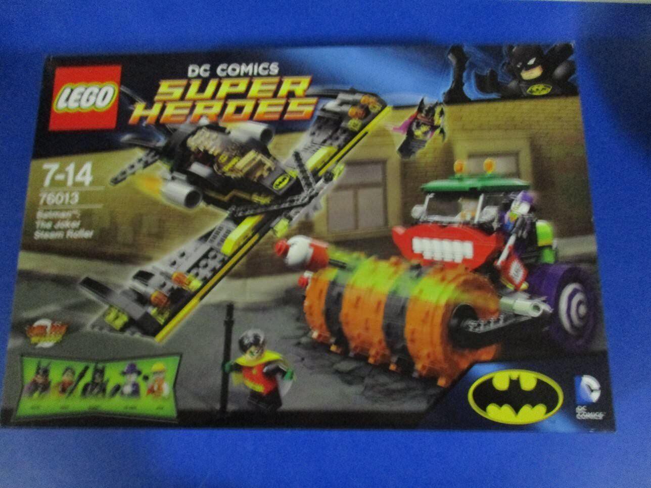 Lego Super Heroes Batman 76013 Jokers vapor Roller nuevo embalaje original