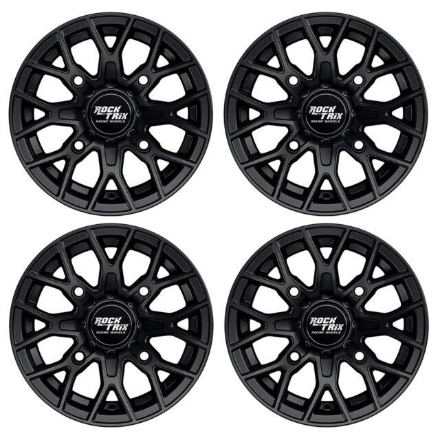 KMC XD XS827 RS3 UTV Aluminum Wheel Rim 14x7 4//137 4+3 Offset Satin Black
