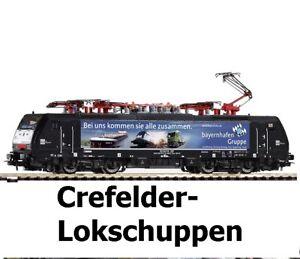 Para-Marklin-PIKO-57862-Br-189-281-Bayernhafen-EP-V-Vi-Nuevo-Mfx-a-Peticion