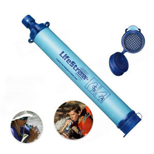 LIFESTRAW-Camping-Hiking-Portable-Water-Purification-Filter