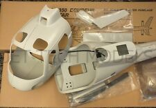 FUNKEY Scale Fuselage AS350 600 size kit version with Landing Skid