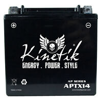 Upg Utx14 12v 12ah Replacement Battery For Autozone Stores Gtx14-bs on sale