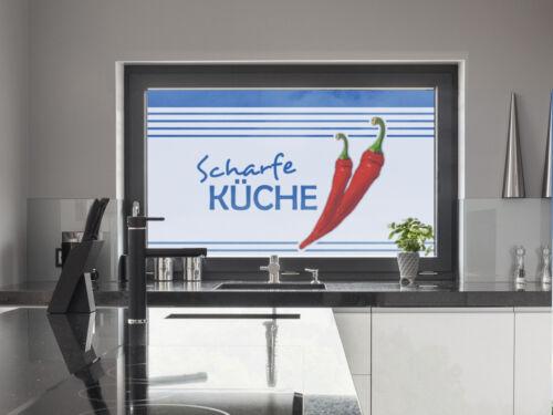 Curtains & Blinds Sichschutzfolie Fensterfolie farbig für Küche
