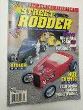 Street Rodder Magazine September 1994 Nine Inch Ford Irs Amp Pushrod Ifs