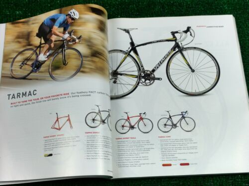 2007 SPECIALIZED BICYCLES AND EQUIPMENT CATALOG 276 PAGES WOW