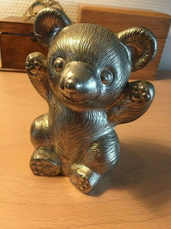 """Andet, """"Sølv"""" bjørn"""