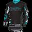2019-o-039-Neal-Element-Zen-Benzina-Jersey-Jersey-Mx-Motocross-MTB-Dh-Enduro-Bmx miniatura 1