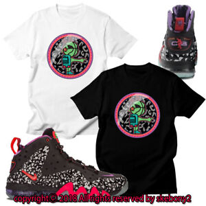 93a87a10b4937 NEW CUSTOM T SHIRT MATCHING Nike Air Jordan Barkley Posite Max PRM ...