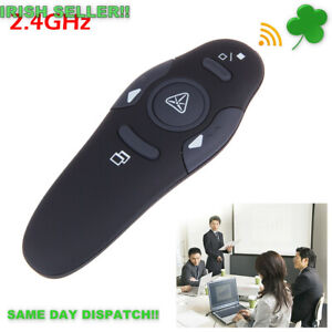 Powerpoint-Clicker-Presentation-Remote-Control-Wireless-USB-Presenter-C-wBattery