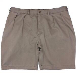 POLO-Ralph-Lauren-pantaloni-corti-chino-Classic-Fit-Plissettato-Pantaloni-Corti-Taglia-40-034