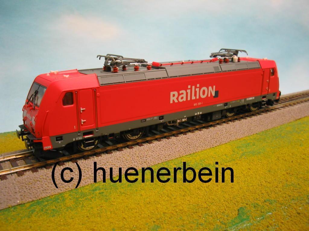ACME 6051 DB AG E -Lok BR 185 järnvägion röta Ep5 1 87 Neu OVP