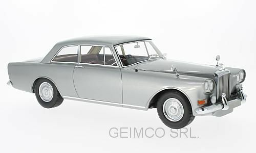 Bentley S3 S3 S3 Continental Mulliner Park Ward Fhc 1963 BoS Models 1:18 BOS301 | Mode