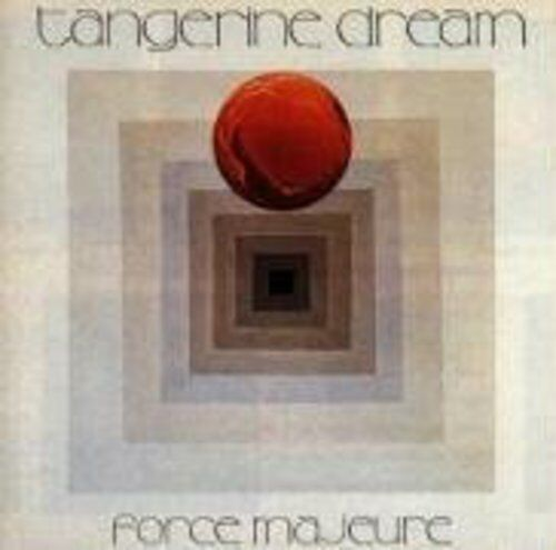 Tangerine Dream - Force Majeure [New CD]