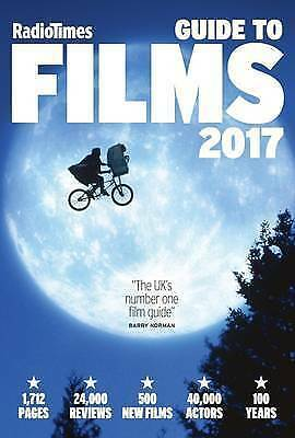 1 of 1 - Radio Times Guide to Films 2017, Radio Times Team, Good Used  Book