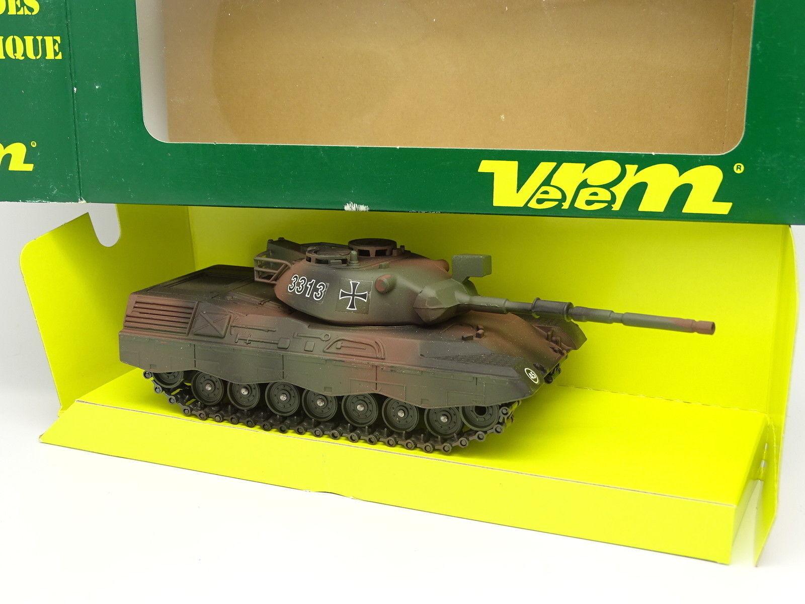 Verem Militaire Armée 1 50 -  Char Tank Leopard 9018  les clients d'abord