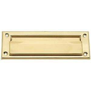 Image is loading 2-Pk-Solid-Polished-Brass-7-034-x-  sc 1 st  eBay & 2 Pk Solid Polished Brass 7\